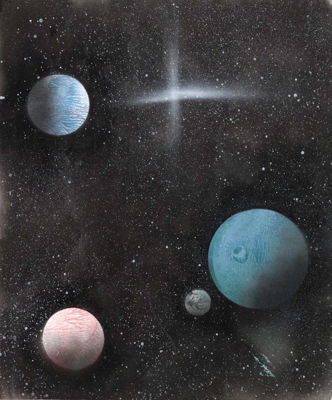 Blake's Universe 5